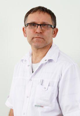 Доктор остеопатии и кинезиологии Вавилов Александр